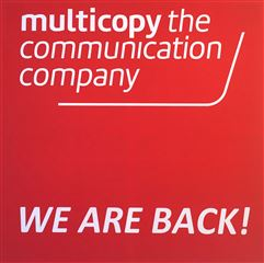MultiCopy the communication company Hilversum in Hilversum foto 1