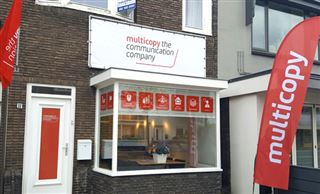 MultiCopy the communication company Hilversum in Hilversum foto 2